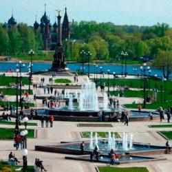 Экскурсия в Ярославль: Перекоп