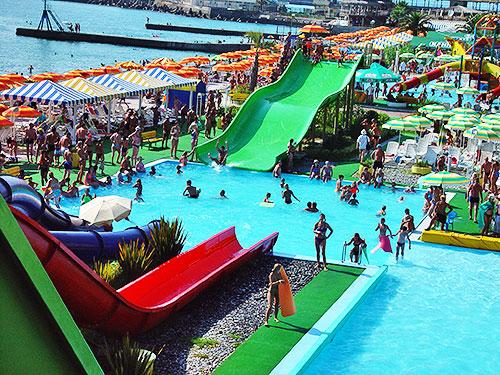 Аквапарк «Маяк» - водный рай в центре Сочи