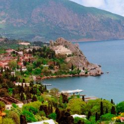 Самые красивые места Крыма для отдыха