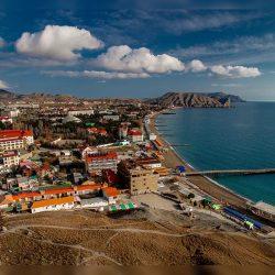 Судак – город-курорт в Крыму