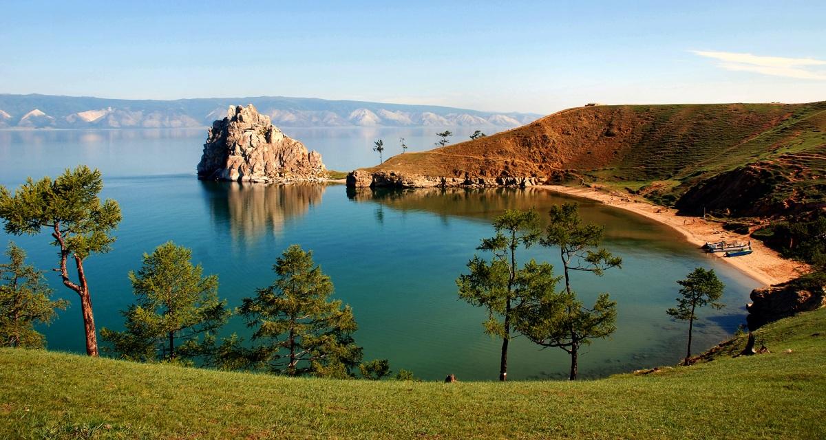 Невероятные красоты Байкала