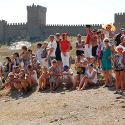 Минэкономики Крыма: 7,7 млн туристов в год – это минимум