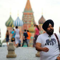 Ростуризм: «Сейчас очень хорошее время приехать в Россию»