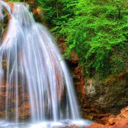 Водопад «Джур-Джур» в Алуште