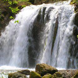 Водопад Головкинского в Алуште