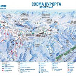 Как добраться до горнолыжного курорта Газпром