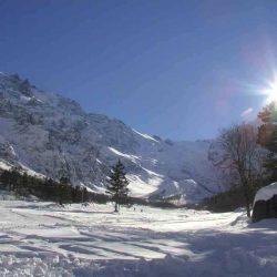 Лучшие отели и гостиницы горнолыжного курорта Цей
