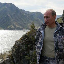 Президент России рассказал о своей любви к туризму
