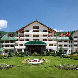 Гостиницы и отели горнолыжного курорта Газпром