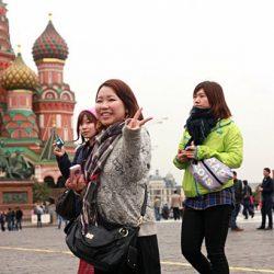 Китайцы предпочитают отдыхать в России