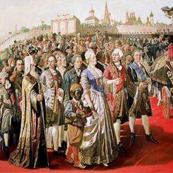 Российскому туризму предлагают возраст в 229 лет