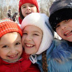 Санкт-Петербург – лучшее место для проведения зимних каникул с детьми