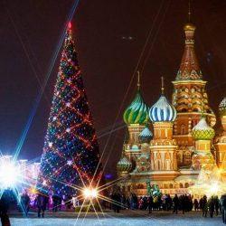 Топ-10 городов, которые выбрали россияне для отдыха в Новый год