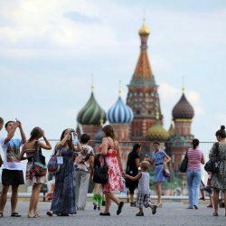 По истечении двух с половиной лет туризм в Российской Федерации снова растёт