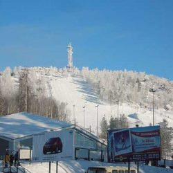 Гостиницы горнолыжного комплекса «Гора Волчиха»