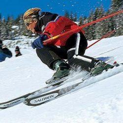 Трассы горнолыжного курорта «Гора Волчиха»