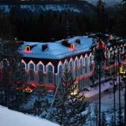 Гостиницы горнолыжного комплекса «Гора Долгая»