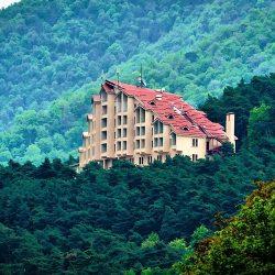 Гостиницы в горнолыжном комплексе Армхи