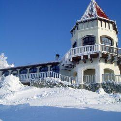 Гостиницы горнолыжного комплекса «Гора Ежовая»