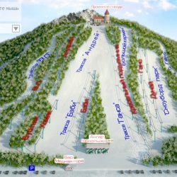 Горнолыжный комплекс Гора Ежовая