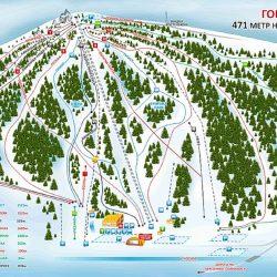 Горнолыжный курорт Крестовая гора