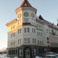 Гостиницы Кукисвучорр