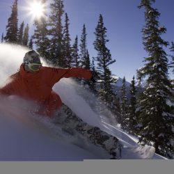 Трассы горнолыжного курорта «Золотая долина»