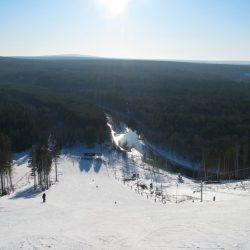 Достопримечательности горнолыжного курорта «Гора Теплая»