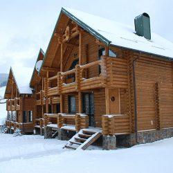 Гостиницы горнолыжного комплекса «Аджигардак»