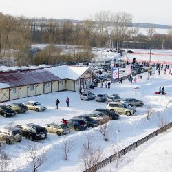 Гостиницы ГЛК Федотово