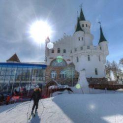 Горнолыжный центр Олимпик парк