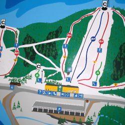Трассы горнолыжного комплекса «Гора Пильная»