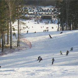 Трассы горнолыжного комплекса «Собь»