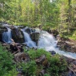 Национальный парк «Паанаярви», Карелия, Лоухский
