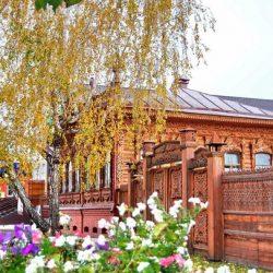 Музей-заповедник Старина Сибирская