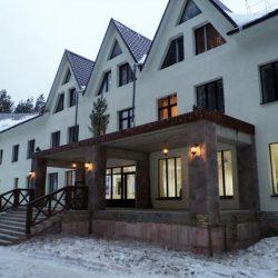 Гостиницы ГЛК Кандры-куль
