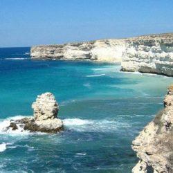Тарханкут, полуостров и мыс