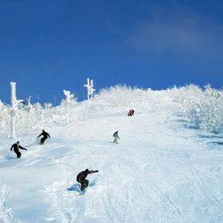 Трассы горнолыжного курорта «Аджигардак»