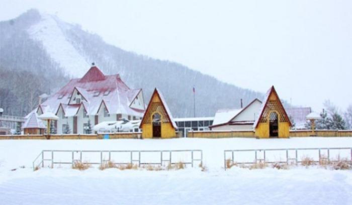 База отдыха Омшаник