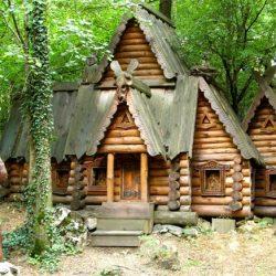 Архитектурный парк Поляна сказок