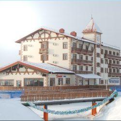 Гостиницы ГЛК Чекерил