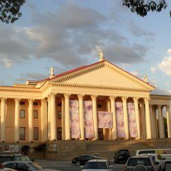 Театры Адербиевки