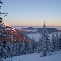 Достопримечательности ГЛК Гора Туманная