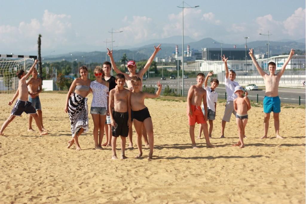 Детские лагеря Сочи