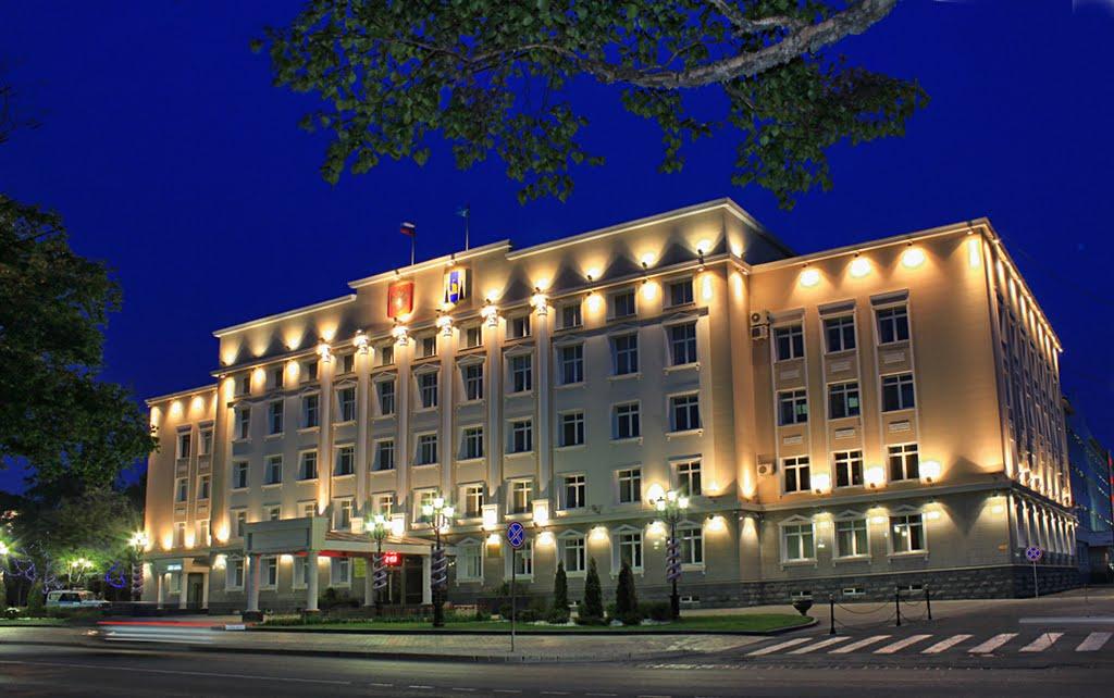 Гостиницы ГЛК Горный воздух