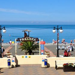 Пляж Сочи