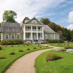 Музей-заповедник «Михайловское»