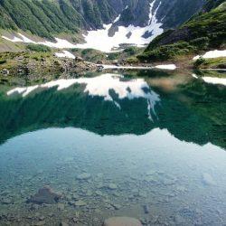 Достопримечательности горы Морозной