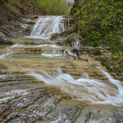 Водопады Джанхота