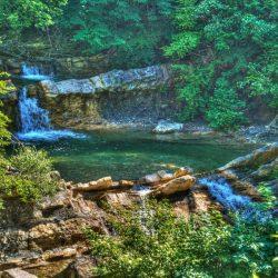 Водопады села Возрождение